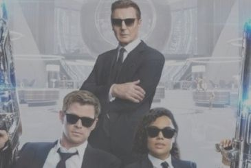 Men In Black International: the first trailer