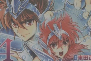 The Knights of the Zodiac – Saintia Sho, the manga goes to the climax