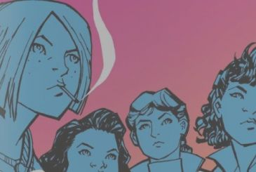 Paper Girls by Brian K. Vaughan announces the end of the series