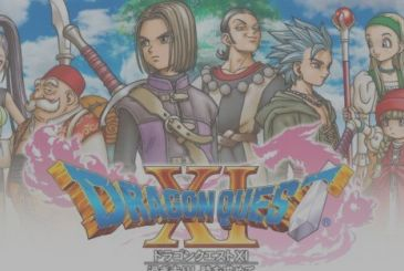 Hiro Mashima (Fairy Tail) will draw a manga about Dragon Quest XI