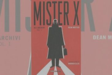 Mister X – The Archives, Vol. 1 | Review