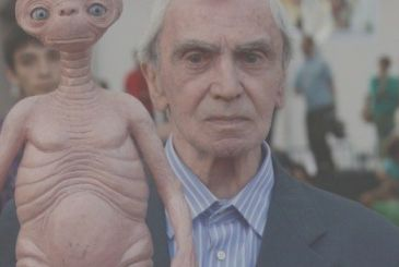 A show for Carlo Rambaldi: the creator of E. T.
