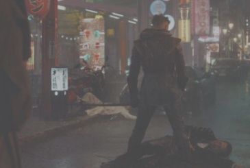 Avengers: Endgame – new look at the Ronin, back Wong