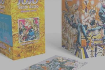 The Bizarre Adventures of Jojo: Vento Aureo – Vol. 1-4 | Review