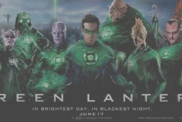 Rob Liefeld would like to review Reynolds as the Green Lantern