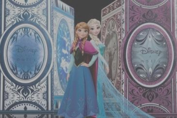 Frozen 2: first image of the film ends up online?