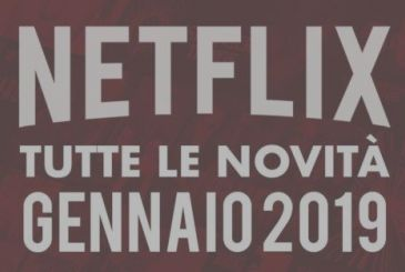 Netflix – the outputs of January 2019