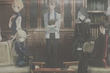 Fate/stay night, the anime for the spin-off Lord El-Melloi II Case Files