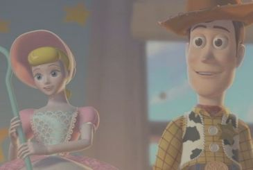 Toy Story 4: new look for Bo Peep?