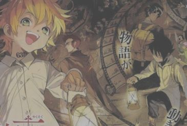 The Promised Neverland, the animated series coming to VVVVID