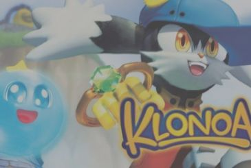Klonoa: deleted the project of the animated film
