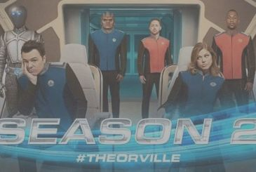 The Orville: the latest from the second season