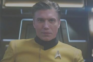 Star Trek: Discovery 2: Anson Mount presents his Pike [VIDEO]