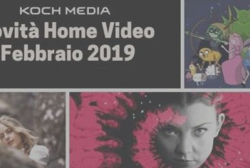 Koch Media: all home video releases of February 2019