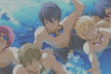 Free! Dive to the Future: unveiled the next movie coming