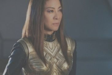 Star Trek: Discovery, a spin-off with Michelle Yeoh
