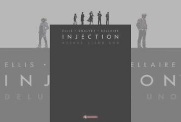 Injection Deluxe – Book One of Warren Ellis & Declan Shalvey | Review