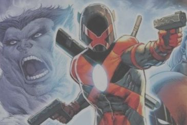 Marvel launches Major X, Rob Liefeld (Deadpool)