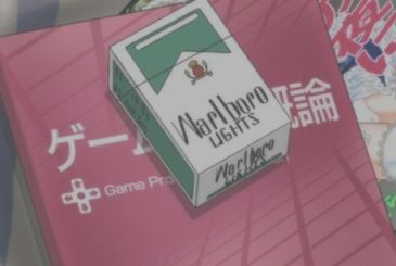 7 corporate giants also present in the anime