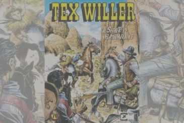 Tex Willer 3 – The Secret of the Locket | Review