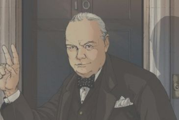 Mondadori Comics presents Churchill – Part two