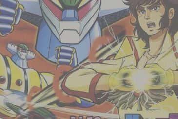 Jeeg Steel Robot arrives on home video