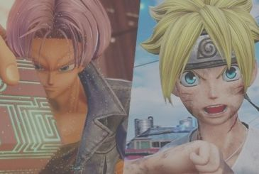 Jump Force: the new trailer on the history and Boruto Uzumaki