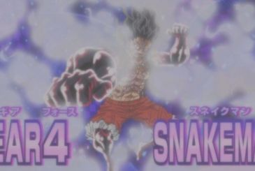One Piece: all the secrets of Snakeman
