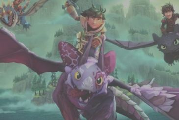 DreamWorks Dragons: dawn of The New Knights – launch trailer