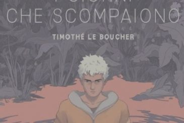 PREVIEW – BAO Publishing: The Days Disappear Timothé Le Boucher