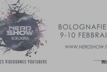 Nerd Show Bologna: cosplay, steampunk, and the artist alley bigger than ever