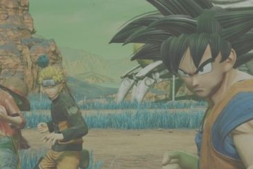 "Jump Force and the games of ""Weekly Shonen Jump"""