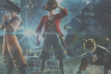 Jump Force: launch trailer in ITALIAN, and promo live action