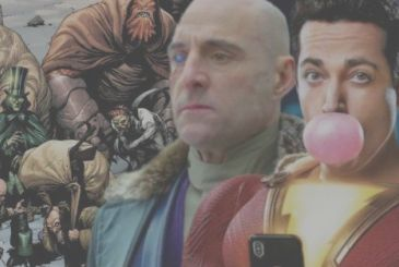 Shazam!: confirmed the Seven deadly Sins, behind the scenes VIDEO