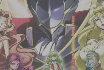 Code Geass – Lelouch of the King;surrection, the new promo video