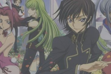 Code Geass: Lelouch of the Resurrection – new video and visual
