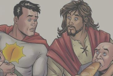 DC cancels Second Coming, the comic book with Jesus