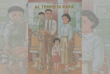 At the Time of Dad's Deluxe Edition of Jiro Taniguchi | Review