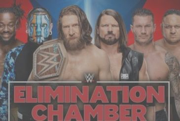 WWE Elimination Chamber: match of the Pay-Per-View