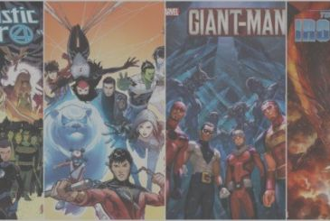 Marvel announces New Agents of Atlas, and Giant-Man