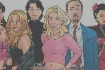 Five Years: Terry Moore does meet its series in a crossover