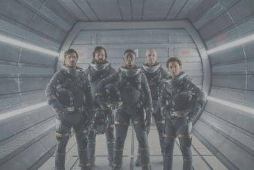 Nightflyers George R. R. Martin's cancelled after one season