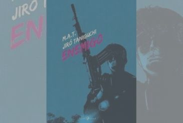 Enemigo M. A. T. and Jiro Taniguchi | Review