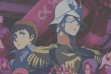 Gundam The Origin: the title, the visual and the date of departure from the animated tv series
