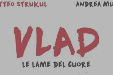 Feltrinelli Comics presents Vlad – The Blades of the Heart of Strukul and Mutti