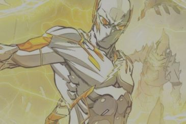 Flash 5: this will bring up Godspeed, the villain co-created by Carmine Di Giandomenico?