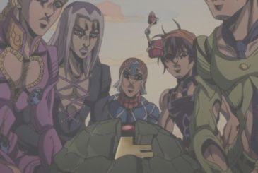 The Bizarre Adventures of JoJo – Wind Gold – Episode 20: The last order of the Boss | Review