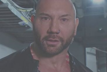 WWE: return of Batista to Raw