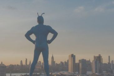 The Tick: the trailer of the second season