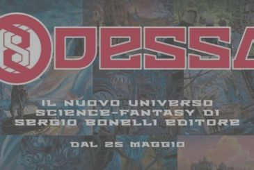 PREVIEW – Odessa: the new universe of science-fantasy, Sergio Bonelli Editore
